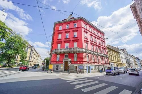 STUDENTENHIT - 5 Zimmer in unmittelbarer Uni-Nähe, ca. 146 m² mit ruhigem Balkon
