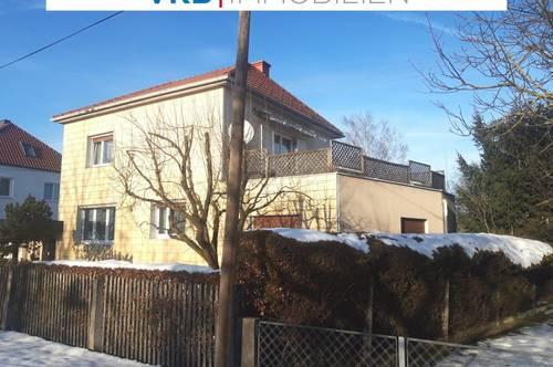 Ein - bis Zweifamilienhaus mit Potenzial in sonniger Siedlungslage!