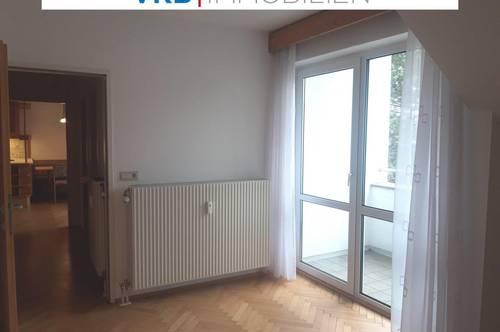 Zentrum Bad Schallerbach: Große 2 Zimmerwohnung mit 2 Loggien zu vermieten!