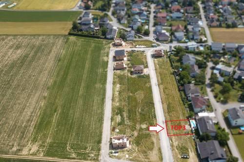120 m² große Doppelhaushälfte in netter Siedlungslage