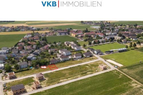140 m² große Doppelhaushälfte in netter Siedlungslage