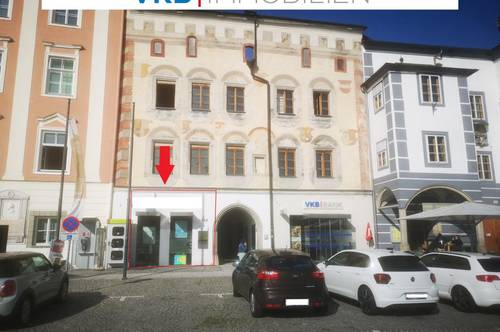 Perfekt gelegene Bürofläche am Freistädter Hauptplatz