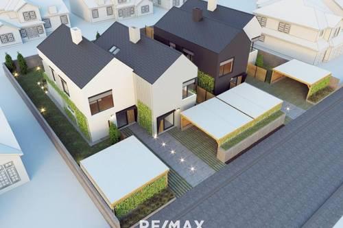 Neubauprojekt: Ihr Wohntraum wird 2022 wahr!