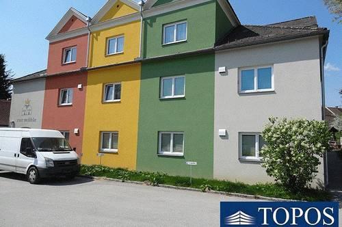 Neuwertiges Zinshaus (4 % Rendite) im Zentrum von Burgau ...!