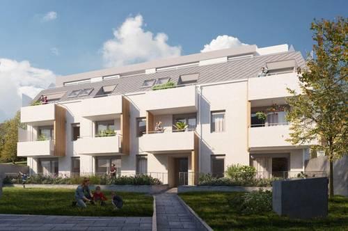 Top 1.03 | Wohnen in Heurigengegend – 52 m²