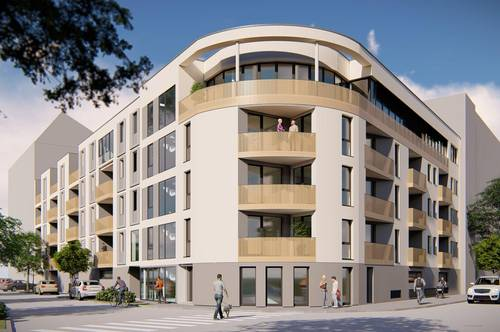 Top 6 | Modernes Eigentum nahe Bahnhof - 71 m²