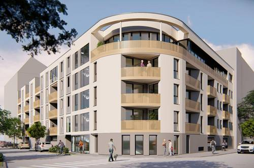 Top 8 | Modernes Eigentum nahe Bahnhof - 57 m²