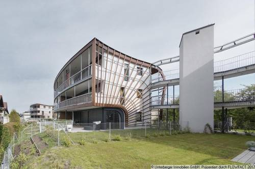 Igls - Zwei Zimmer 50 m² Wohnung mit kleinem Garten zu vermieten