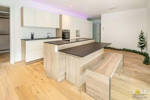Luxus - Penthouse - Wohnung in St. Johann!