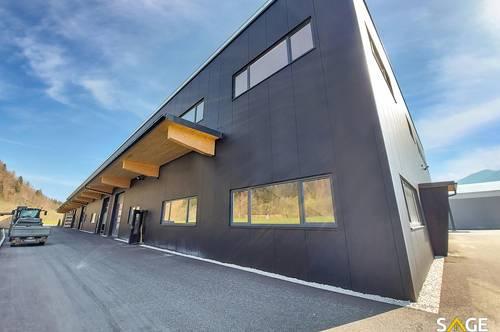 Gewerbeeinheit mit Büroräumlichkeiten in Erpfendorf