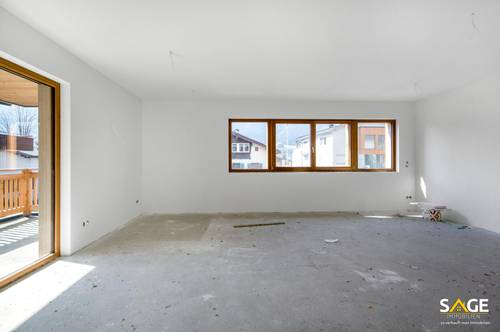 Gemütliche Wohnung im Neubau in Walchsee