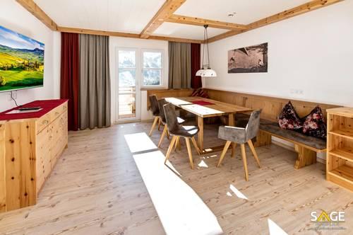 Ski In- Ski Out 2 Zimmer Ferienwohnung in Alleinlage