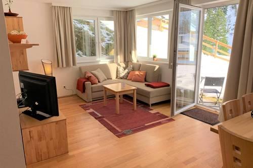2-Zimmer-Terrassenwohnung zur touristischen Vermietung in Obertauern
