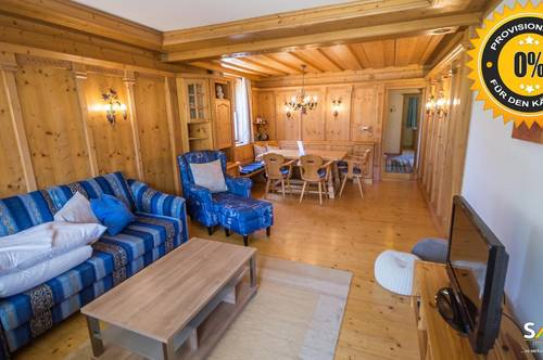 Ferienappartement in bestem alpinem Landhausstil