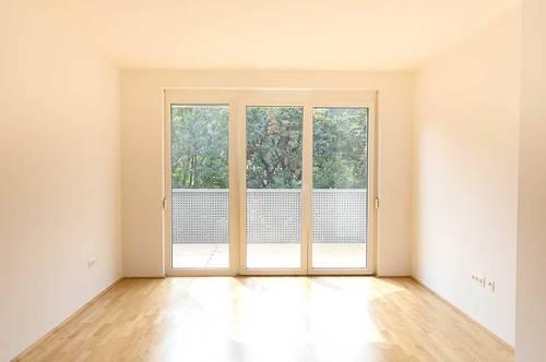 Moderne 3 Zimmer Wohnung mit Südbalkon
