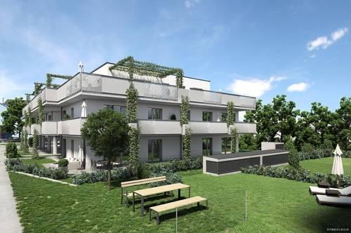 2-Zimmer Wohnung mit Eigengarten