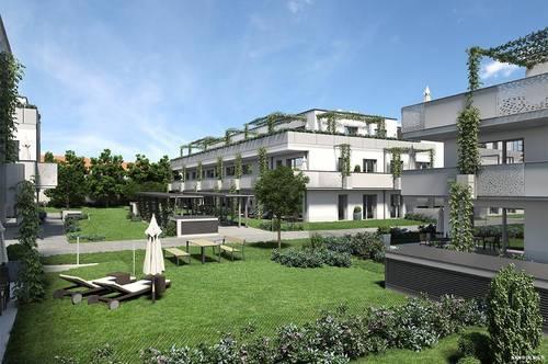 Drei-Zimmer-Wohnung mit Terrasse