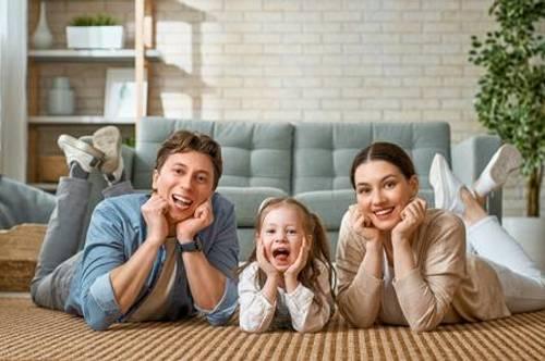 3-Zimmer Wohnung Fußbodenheizung und Deckenkühlung!