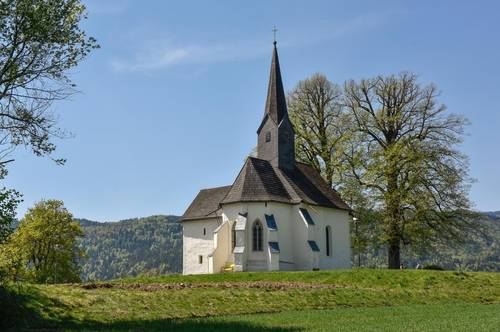 Himmlisches Wohnen: Penthouse beim Kirchale