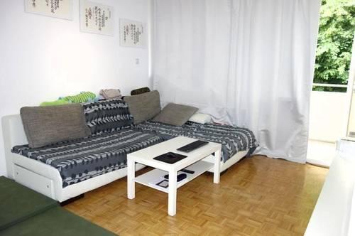 Zentrumsnahe 2 Zimmer -Wohnung mit Balkon- auch als Anlage geeignet