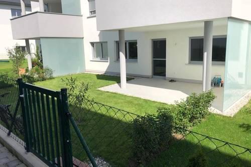 Moderne 2-Zimmer-Wohnung mit Garten- barrierefrei