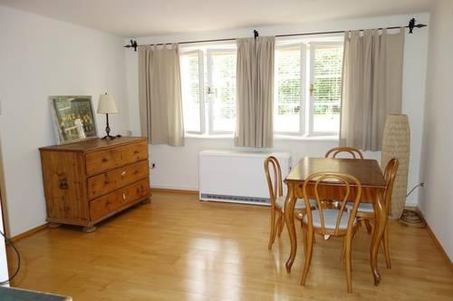 Helle, möblierte 3-Zimmer-Wohnung in Ruhelage- provisionsfrei