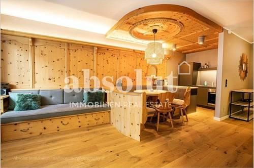 Gemütliche, komplett renovierte 2-Zimmer-Wohnung, 40 m² Wfl., in Königsleiten! ZWEITWOHNSITZ-WIDMUNG