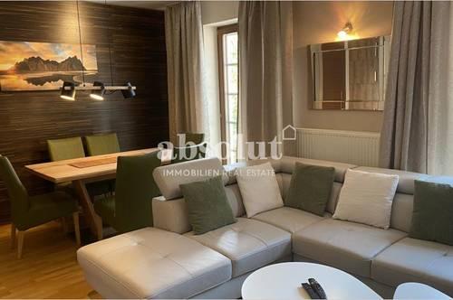 Neu renovierte Ferienwohnung, ca. 66 m² Wfl., 2 SZ im Zentrum von Zell am See! Tourist. Vermietung!