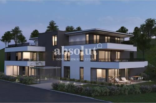 Höchster Wohnkomfort in Saalfelden! Exklusive Neubau - Wohnungen m. Garten in ruhiger, sonniger Lage