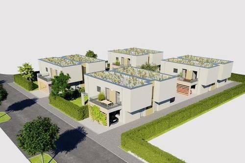 ++ NEUBAU ++ Doppelhaushälften mit Eigengarten