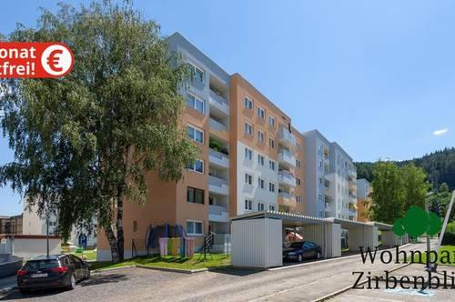 schöne und helle Mietwohnung ++ Wohnpark Zirbenblick ++ Steirerhome