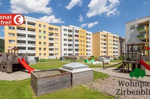 **AKTION** Mietwohnung mit 3 Schlafzimmer ++ Wohnpark Zirbenblick ++ Steirerhome