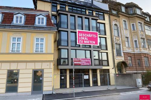 Hietzinger Hotspot: Neue Geschäftsfläche mit Schanigarten, Gastronomie möglich