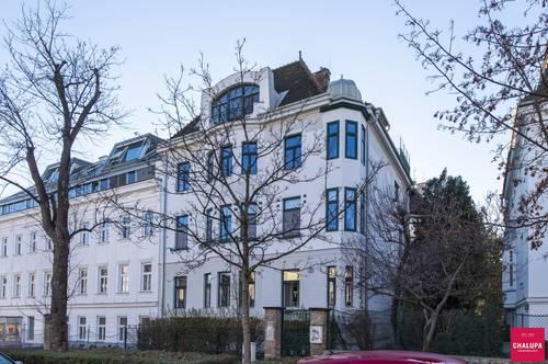 Top-renovierter Altbau mit Grünblick in Döblinger Bestlage zu mieten