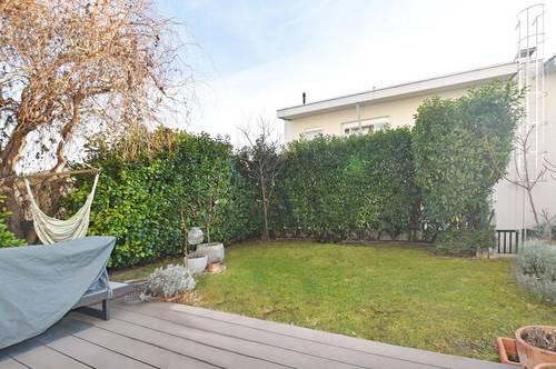 Garten-Maisonette mit Reihenhauscharakter