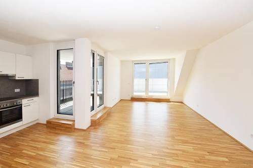 Attraktive DG Wohnung mit zwei Terrassen