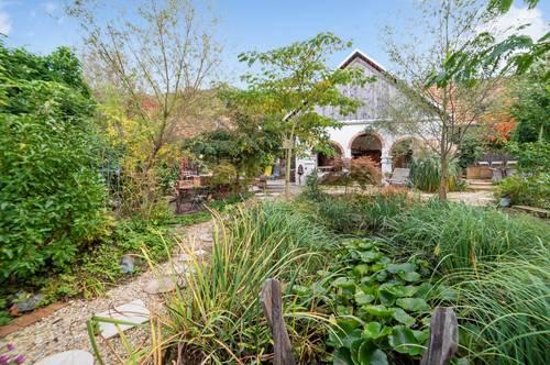 Romantisches Anwesen im Südburgenland