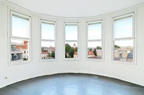360°-Tour! Jugendstil-Atelier mit Wow-Effekt!