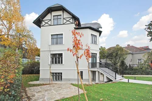 Märchenvilla im Hietzinger Cottage zum Erstbezug