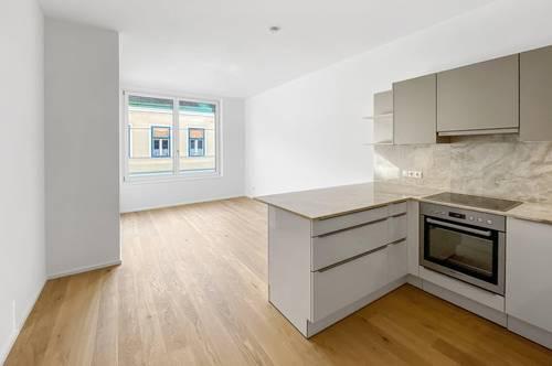 Wohnresidenz Zögernitz: Modernes Apartment im Erstbezug