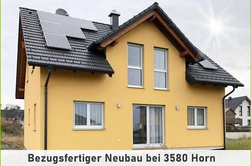 GRÜNE LUNGE Traumeigenheim in der Natur bei HORN