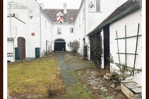 Repräsentatives Anwesen in der Weinmetropole RETZ
