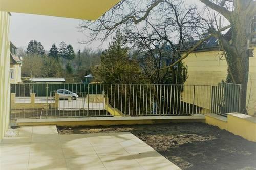 Kinderparadis, 67,00m² Garten-Mietwohnung, Erstbezug- in zentraler Grünlage