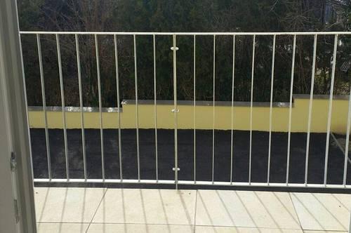 Preiswerte, 59,00m² Erstbezug-Terrassen-Mietwohnung in Grünlage