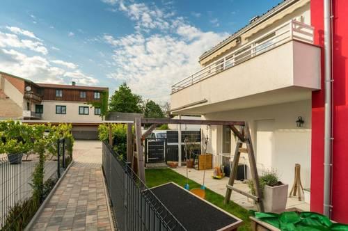Schöne 3 Zimmerwohnung mit Balkon und 2 PKW Stellplätzen nahe Neufeldersee