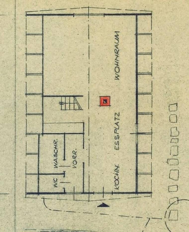 Haus 2 Grundriss
