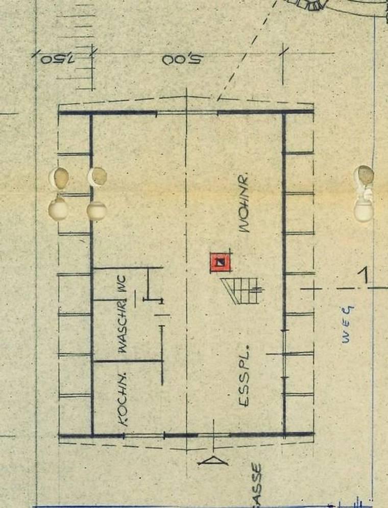Haus 1 Grundriss