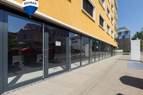 Helles, zentrumsnahes Ladenlokal in Dornbirn, Mozartstraße 8