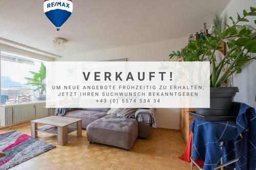 Anlegerwohnung mit 2 Zimmern in Dornbirn/Stadt