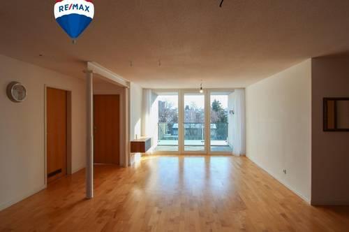 Grosse zwei Zimmer Wohnung über den Dächern des Vorklosters zu vermieten!